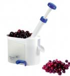 купить Машинка для удаления косточек из вишни, черешни, маслин и оливок цена, отзывы