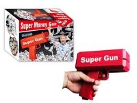 купить Пистолет который стреляет деньгами Super Gun цена, отзывы