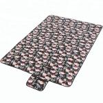 купить Коврик для пикника Фламинго черный цена, отзывы