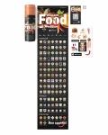купить Скретч постер 100 дел Food edition цена, отзывы