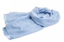 купить Палантин (голубой) цена, отзывы