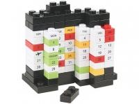 купить Вечный Календарь PUZZLE Black цена, отзывы
