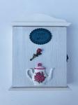 купить Ключница настенная Home Sweet Rose цена, отзывы