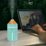 купить Мини увлажнитель воздуха Pencil humidifier Blue цена, отзывы