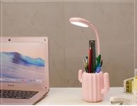 купить Настольная Лампа Кактус Pink цена, отзывы