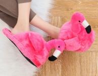 купить Домашние тапочки Фламинго pink цена, отзывы