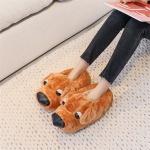 купить Домашние тапочки Собака Brown цена, отзывы