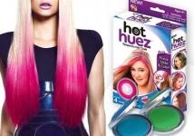 купить Набор мелков, для волос  цена, отзывы