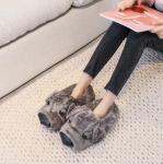 купить Домашние тапочки Собака Grey цена, отзывы