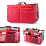 купить Органайзер Bag in bag maxi красный цена, отзывы