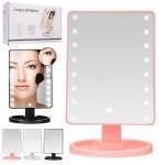 купить Настольное зеркало с LED подсветкой Large LED Mirror цена, отзывы