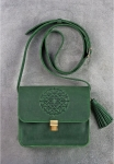 купить Бохо сумка Лилу Green цена, отзывы