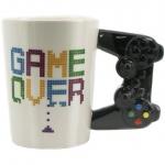 купить Керамическая Чашка Game Over White цена, отзывы