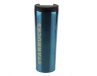 купить Термокружка глянцевая тамблер Starbucks 473мл (Blue) цена, отзывы