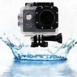 купить Спортивная видеокамера с креплениями SportsFull HD 1080p цена, отзывы