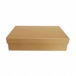 купить Подарочная коробка крафт 33х18х8 см цена, отзывы