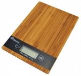 купить Кухонные электронные деревянные весы до 5 кг цена, отзывы