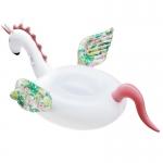 купить Надувная платформа-матрас Единорог Candy Horse 200см цена, отзывы