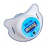 купить Цифровой термометр в виде соски (Голубой) цена, отзывы