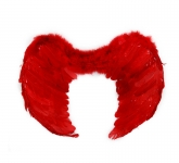 купить Крылья Ангела Большие 41х59см (красные) к127 цена, отзывы