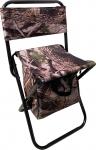 купить Стул раскладной камуфляжный с сумкой Warrior  цена, отзывы