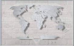 купить Скретч Карта Мира AIR World цена, отзывы