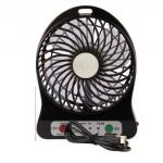 купить Портативный usb мини-вентилятор ( Черный) цена, отзывы