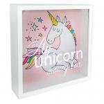 купить Деревянная копилка для денег My Unicorn Money Box Еединорог цена, отзывы