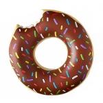купить Надувной круг Пончик Brown 120см цена, отзывы