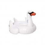 купить Надувной матрас-платформа Лебедь белый 190см цена, отзывы