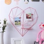 купить Настенный органайзер Мудборд (moodboard) розовый цена, отзывы