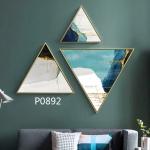купить Модульная треугольная картина 3 в 1  цена, отзывы