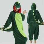 купить Кигуруми Динозавр зеленый (M) цена, отзывы