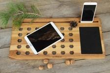 купить Деревянная подставка Деск для ноутбука цена, отзывы