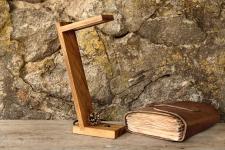 купить Подставка из дерева Деревянная лампа цена, отзывы