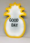 купить Ночник светильник Ананас Light up message board с посланием цена, отзывы