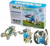 купить Конструктор робот Solar Robot 14 в 1 цена, отзывы