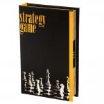 купить Книги сейф Для стратега с кодовым замком 26 см цена, отзывы