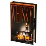 купить Книги сейф с кодовым замком Whisky 26 см цена, отзывы