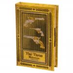 купить Книги сейф с кодовым замком The Three Musketeers 26 см цена, отзывы