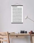 купить Скретч постер 100 дел Wonders цена, отзывы