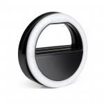 купить Подсветка кольцо для селфи Black цена, отзывы
