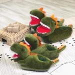 купить Детские домашние тапочки Динозавр цена, отзывы