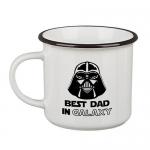 купить Кружка Camper Best dad in galaxy цена, отзывы