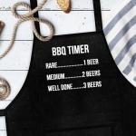 купить Фартук BBQ TIMER цена, отзывы