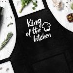 купить Фартук  King of the kitchen цена, отзывы