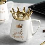 купить Чашка Королевская Корона Good Morning цена, отзывы