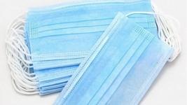 купить Одноразовые трехслойные паяные медицинские маски 20 шт цена, отзывы