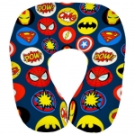 купить Подушка в дорогу для путешествий Супергерои цена, отзывы