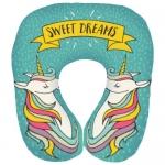 купить Подушка для путешествий дорожная Sweet dreams цена, отзывы